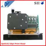Cabeza de impresión del modelo nuevo Spt510 35/50pl de Seiko para la impresora