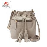 [كّ46-129] [هيغقوليتي] حقيبة يد [غنغزهوو] نساء دلو هدب حقيبة