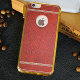 Nueva caja del móvil TPU del diseño caliente para la manera del iPhone 7