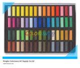 Pastel de 60 cores brandamente e giz do cabelo