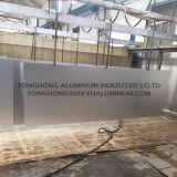 Естественным лист 5052 анодированный серебром алюминиевый для стены, знаков уличного движения
