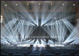 接触Screen White 7r 230W Beam Moving Head Light