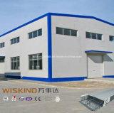 2016 Prefabricated 가벼운 프레임 휴대용 건물 강철 구조물
