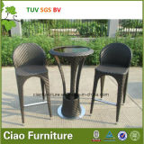 Table ChairのためのH中国Outdoor Wicker Modern Bar Stool