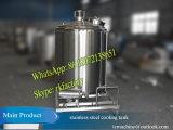 1t het Koelen van de Melk van de melk Koelere Verticale Tank (copeland 3HP)