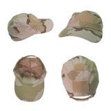 Im Freien kampierende Hut-Militärarmee-Baseballmütze-Mischungs-Farben