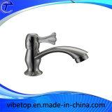 Robinet en métal de salle de bains de qualité par le fournisseur de la Chine (vbt-213)
