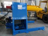 5 toneladas de Uncoiler hidráulico con el coche de bobina