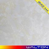 Azulejo de suelo de cerámica esmaltado por completo pulido de mármol caliente del azulejo de la venta 600X600 (WG-6C02Q)
