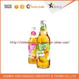 Etiqueta Shrinking impressa do frasco do calor do animal de estimação da impressão da etiqueta para a bebida