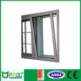 Окно наклона и поворота алюминиевого сплава