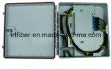 옥외 잘 고정된 PLC 쪼개는 도구 섬유 광학적인 배급 상자