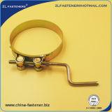 Гальванизированный резиновый зажим для резиновой трубы/гидровлический зажим для резиновой трубы