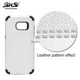 Caja híbrida protectora del teléfono móvil TPU de la PC suave de Shs para el iPhone 7