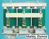 10kv Transformator van de Distributie van de Hoogspanning van de Transformator van het Type van Klasse 1250kVA de Droge
