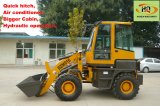 Carregador pequeno novo da roda do Backhoe (WZ45-16) com cabine grande