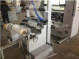 Máquina que lamina del papel de rodillo caliente y de la película plástica
