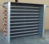 Теплообменный аппарат медной пробки воздуха