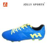 Chaussures fonctionnelles sportives du football de chaussures avec des clous pour les hommes