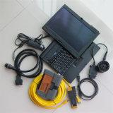 SSD per BMW Icom A2+B+C con il computer portatile di X200t