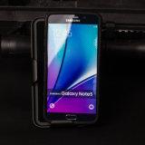 Caja accesoria del teléfono de Kickstand del teléfono móvil para Samsung Note5