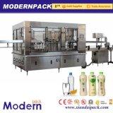 Equipamento de produção de enchimento da máquina/água da tríade