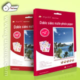 A4 A3 Printable Both Sides con Grain 220g Matte Photo Paper