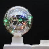 새로운 디자인 훈장을%s 다채로운 지구 A19/60 LED 별 전구