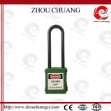 Zc 최고 판매 만능 열쇠를 가진 강철 수갑 아BS 바디 Xenoy 통제