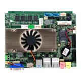 サポートされるWiFiの冷却の統合されたCPU Embeded Intelのマザーボード