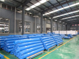 Мембрана PVC делая водостотьким используемая в толях как строительный материал