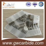 Bonne qualité des bavures rotatoires de carbure de tungstène