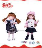 Süsses Baby - Puppe nette entzückende Mädchen-Barbie-Plastikpuppe-reizendes grosses Auge