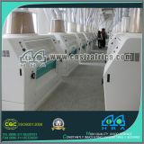 200tpd Buhler Standard Maize Flour Mill Plant