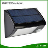 정원 Fence를 위한 Motion Sensor를 가진 IP65 28 LED Solar Outdoor Light