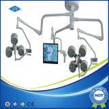 Funzionamento chiaro medico doppio della cupola LED (YD02-LED3+5)