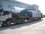 Chaudière à vapeur allumée par charbon d'Assemblied de série de Dzl