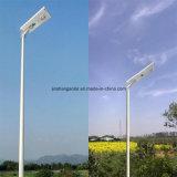 5 anos de garantia 50With60W todo em uma luz de rua solar com preço barato (JINSHANG SOLARES)