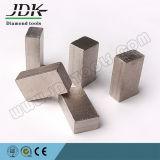火山石造りのツールのためのダイヤモンドセグメント