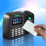 De Lezer van het identiteitskaart en het Systeem van de Opkomst van de Tijd van de Vingerafdruk (qclear-C/ID)