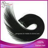 Estensione di trama dei capelli del nastro della pelle superiore dei capelli umani