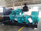 sistema de generador diesel insonoro 250kVA con Cummins Engine