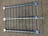 さまざまな使用法のための電流を通されたまたは力の上塗を施してある金網のケーブル・トレー