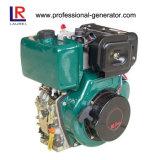 4.5HP escogen el motor diesel del cilindro