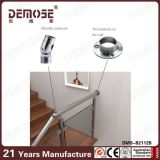 現代家階段鋼鉄ガラス手すりシステム(DMS-B2112)