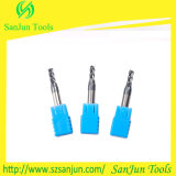 HighqualityのタングステンSolid Carbide Square端Milling Cutter