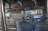 Embotelladora que capsula de relleno que se lava del agua industrial del uso Xg-100j (1200 B/H)
