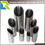 201/304 di grado Stainless Steel Tube per Decoration