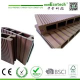 강저 또는 Wood Grain Wood Plastic Composite Decking /WPC Decking