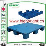 Verstärkte Hochleistungs-HDPE Euroladeplatte mit Stahlgefäß